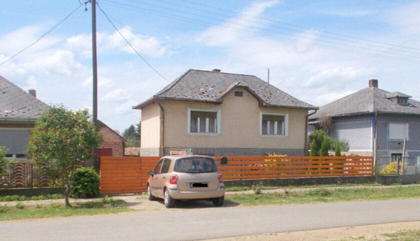 Eladó egy 100 nm-es családi ház a heves megyei Bükkszenterzsébeten