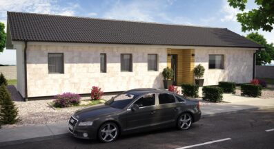 Új építésű ház, Liaporból!