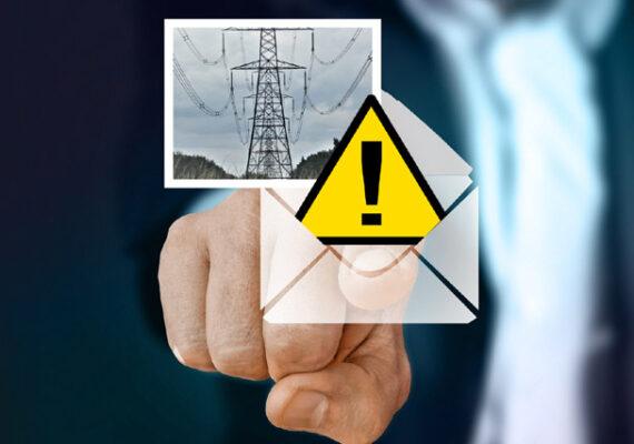 Egyre gyakoribbak a közműszolgáltatók nevében érkező adathalász email-ek