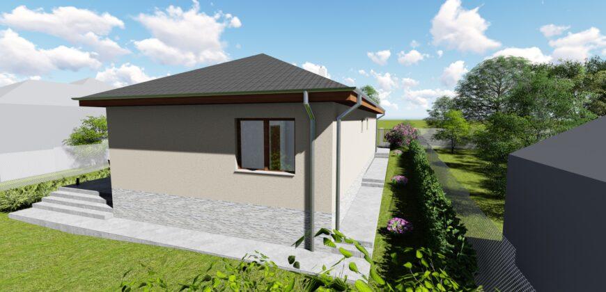 Parkvárosi önálló családi ház Érd M 7 közel