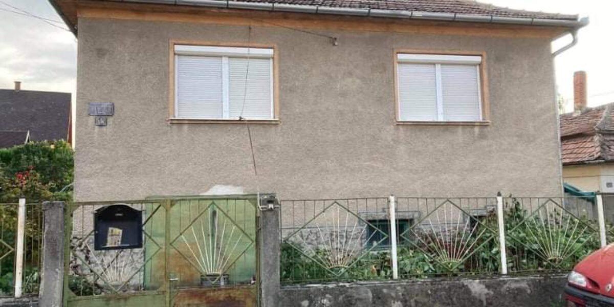 Győr, Kisbácsán családi ház eladó