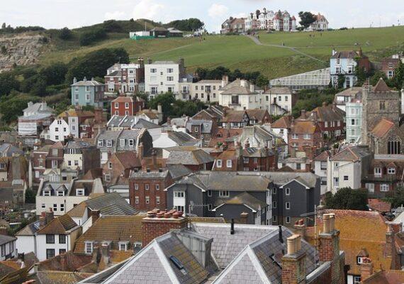 Rekordszintre nőtt a lakóingatlanok átlagára az Egyesült Királyságban.
