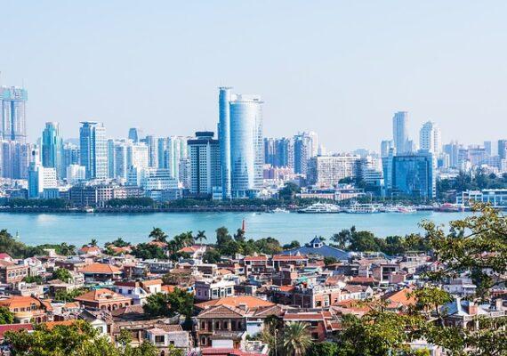 Lassult az új ingatlanok árának növekedése Kínában augusztusban.